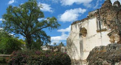 Ruinas del Convento e Iglesia de La Recolección