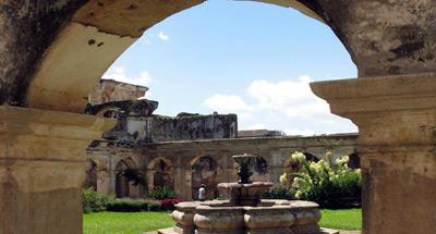 Un vistazo a las Ruinas de Santa Clara