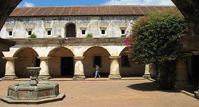 Museo y oficinas en Capuchinas