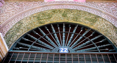 Fotografía: detalles en La Antigua Guatemala, manijas, puertas