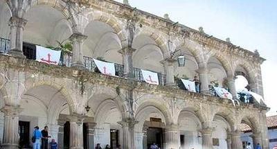 Palacio de Ayuntamiento de La Antigua Guatemala