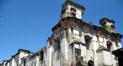 Ruinas del Convento de la Concepción