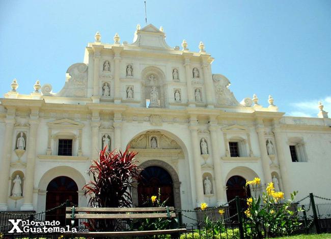 Catedral de San José en La Antigua Guatemala