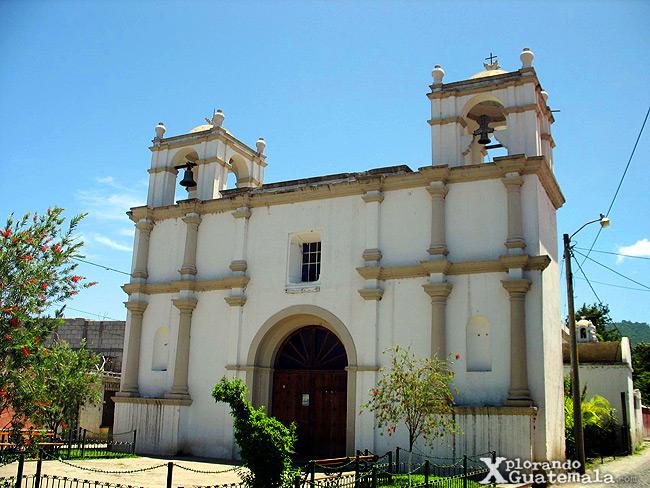 Iglesia de Santa Lucía en La Antigua Guatemala