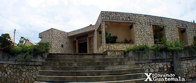 Dolores, Museo y sitio arqueológico Ixkún