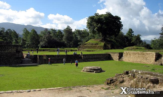 Iximché capital maya