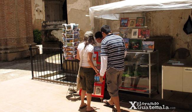 Un paseo por las ruinas de la Catedral de La Antigua Guatemala