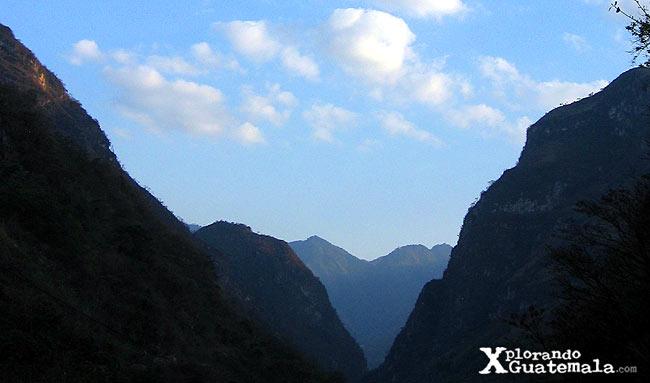 valle en huehuetenango