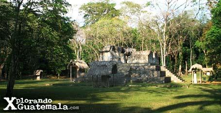 Ceibal y sus estelas mayas / foto 6