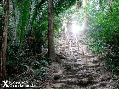 Ceibal y sus estelas mayas / foto 7