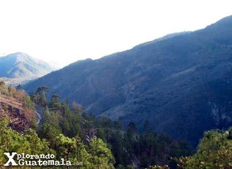 Desde Salamá hacia Guatemala por La Canoa / foto 3