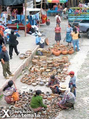 Días de mercado en Chichicastenango / foto 5
