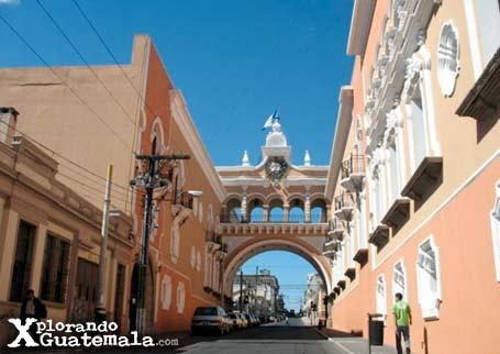 Edificio de Correos y Telégrafos de Guatemala / foto 2
