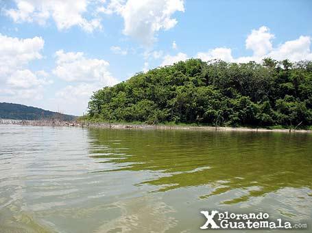 La isla de Topoxté / foto 3