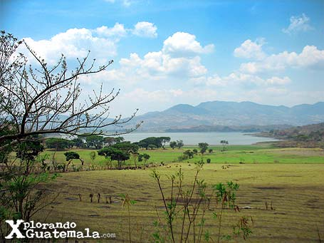Laguna de Atescatempa