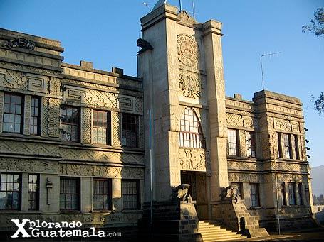 Palacio Maya de San Marcos