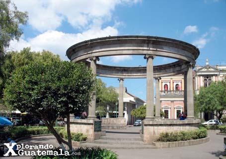 Parque Centroamérica en Quetzaltenango / foto 2