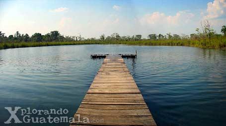 Parque El Rosario - Sayaxché