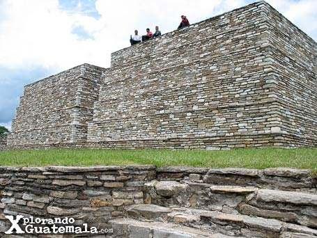 Revisitando Mixco Viejo / foto 2