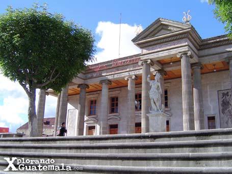 Teatro Municipal de Quetzaltenango - Xela