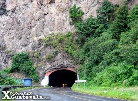 Tunel de Santa María