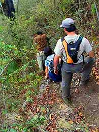 Recuerda que el lugar que visites define en gran medida el equipo que debes llevar. (Aventuras sin Límite / Cerro Chuarraxamoló, Santa Clara la Laguna, Sololá )