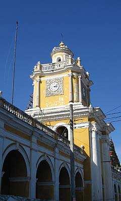 Riscos de Momostenango en Totonicapán