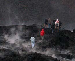 El panorama del vapor de agua habla por sí solo. Foto: Explorador.