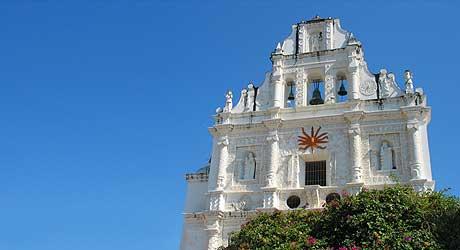 Iglesia de San Cristóbal Acasaguastlán