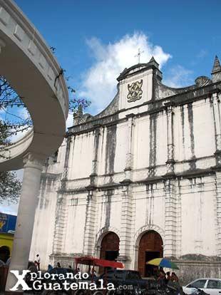 Revisitemos Cobán y su Parque Central