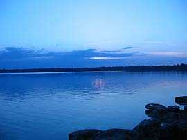 Laguna de Lachuá. Fotografía por Ottoniel Hernandez Istupe.
