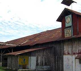 Reloj Centenario en Chocolá, Suchitepéquez