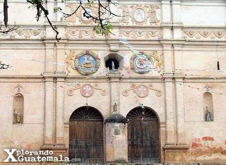 Capilla El Calvario en San Juan Chamelco / foto 3