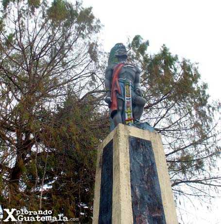 Capilla El Calvario en San Juan Chamelco / foto 6