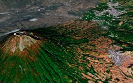 Ruta GPS: Volcán de Agua-foto-34--9-1-2014