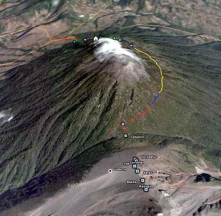 Ruta GPS: Acatenango, Fuego y Acatenango-foto-22--9-1-2014