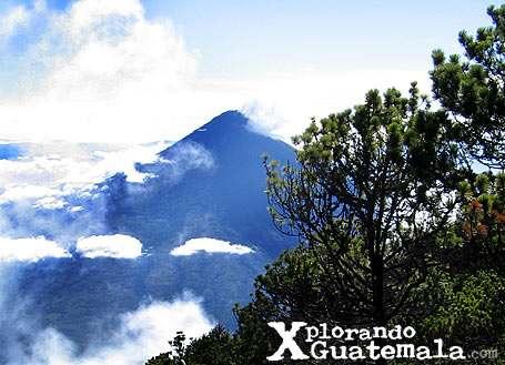 Ruta GPS: Volcán de Agua-foto-32--9-1-2014