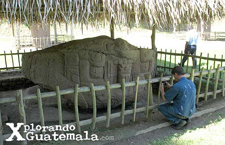 El Zoomorfo P de Quiriguá, la ciudad de la estelas mayas-foto-7--9-1-2014